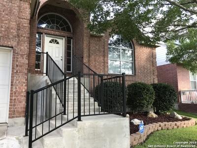 San Antonio Single Family Home New: 14630 Triple Crown Ln