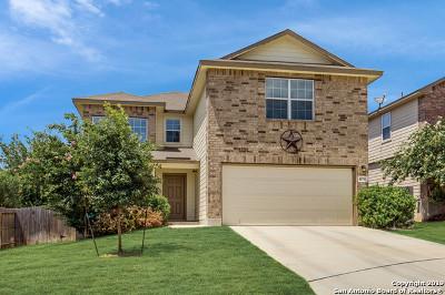 San Antonio Single Family Home New: 11711 Indian Camp