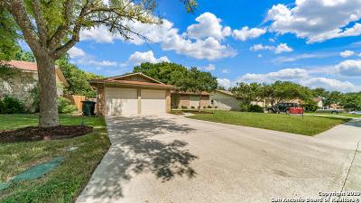 San Antonio Single Family Home New: 5110 Timberbranch St