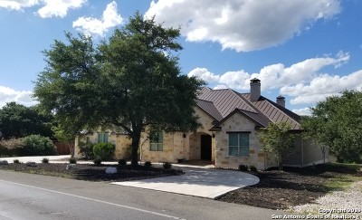Boerne Single Family Home New: 7641 Dietz Elkhorn Rd