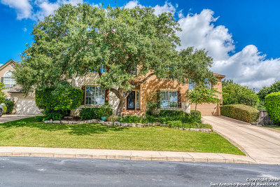 San Antonio Single Family Home Active Option: 2611 Caravan Cir