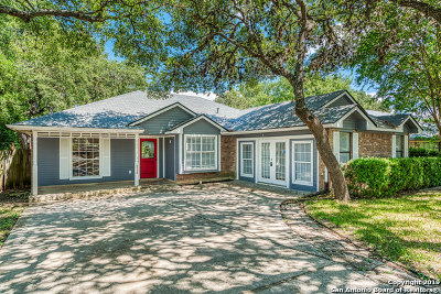 San Antonio Single Family Home New: 8538 Timber Lodge