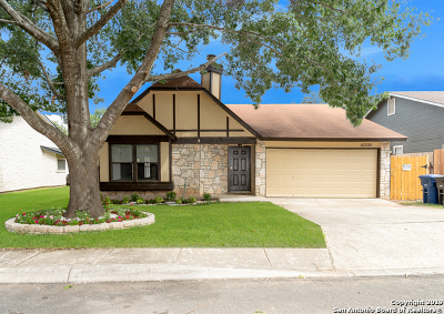 San Antonio Single Family Home New: 10339 Country Bluff