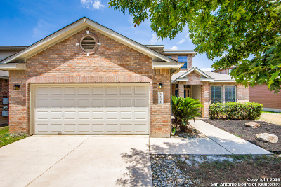San Antonio Single Family Home New: 3631 Running Ranch