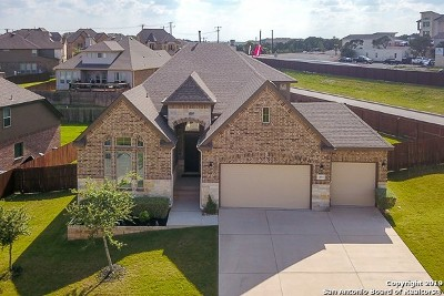 San Antonio Single Family Home New: 24511 Merlot Way