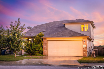 New Braunfels Single Family Home New: 2276 Broken Star Dr