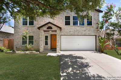 San Antonio Single Family Home New: 13934 Grove Patch