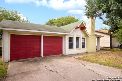 San Antonio Single Family Home New: 5940 Glacier Sun Dr