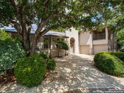 San Antonio Single Family Home Active Option: 7911 Kings Reach