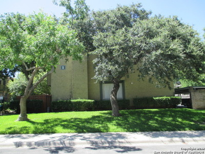 San Antonio Condo/Townhouse New: 3678 Hidden Dr #102