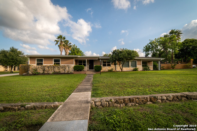 San Antonio Single Family Home New: 460 W Quill Dr