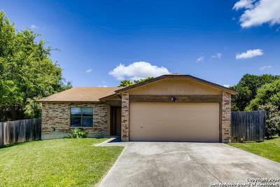 San Antonio Single Family Home New: 10406 Cedar Village