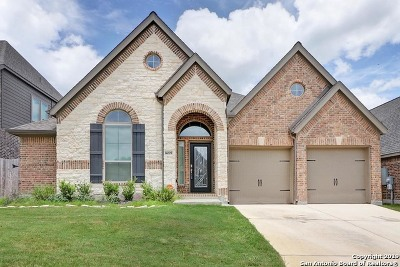 San Antonio Single Family Home New: 14009 Massima