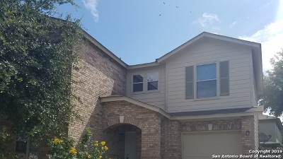 San Antonio Single Family Home New: 907 Marble Pt