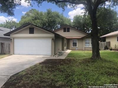 San Antonio Single Family Home New: 13007 Feather Point Dr