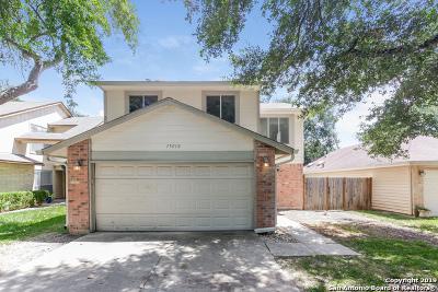San Antonio Single Family Home Back on Market: 15010 Spring Star St