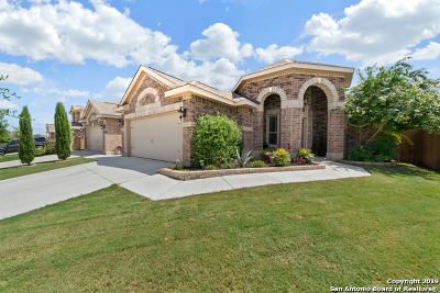 San Antonio Single Family Home New: 12446 Maverick Ranch