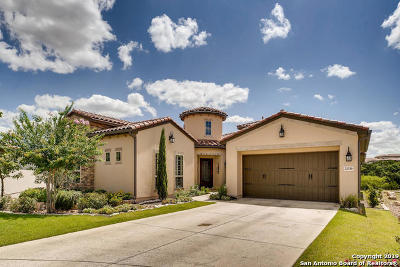 San Antonio Single Family Home New: 22739 Estacado