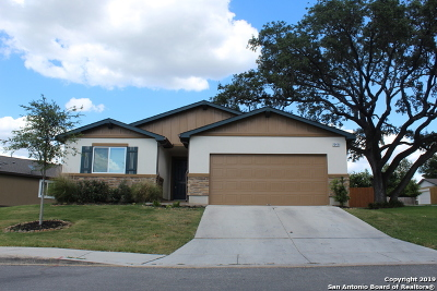 San Antonio Single Family Home New: 10418 Legacy Hill