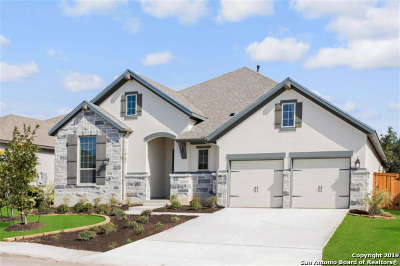 San Antonio Single Family Home New: 24840 Marcia View