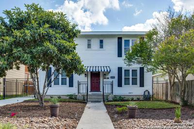 San Antonio Multi Family Home New: 118 Vassar Ln