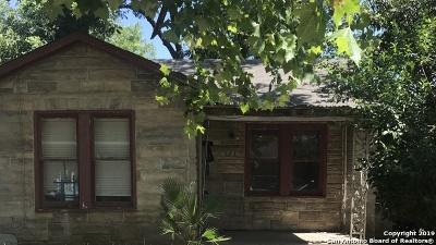 San Antonio Single Family Home New: 125 Linda Lou Dr
