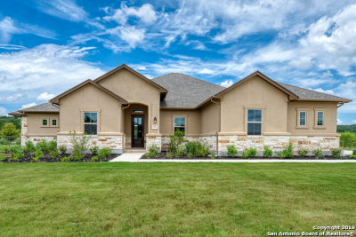 New Braunfels Single Family Home Active Option: 1979 Incrociato