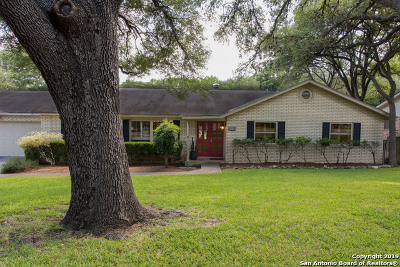 Single Family Home New: 985 Timber Dr