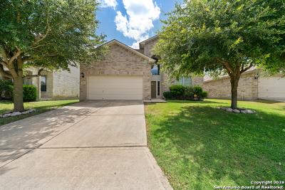San Antonio Single Family Home New: 8443 Pale Horse Ln