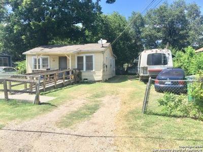 San Antonio TX Single Family Home New: $50,000
