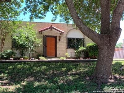 San Antonio Single Family Home New: 6635 Crown Ridge #6635