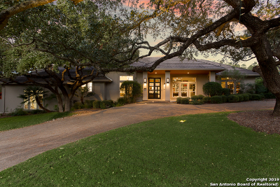 San Antonio Single Family Home New: 3 Whitechurch Ln