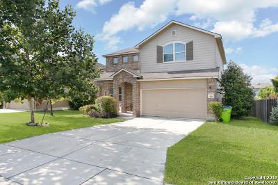 San Antonio Single Family Home New: 11423 Oaks Hike