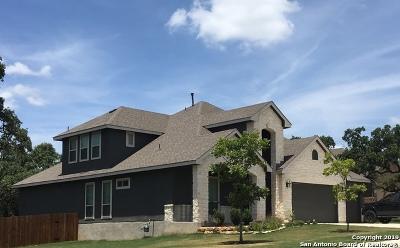 San Antonio Single Family Home New: 27027 Sage Creek