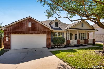 San Antonio Single Family Home New: 3522 Blackstone Run