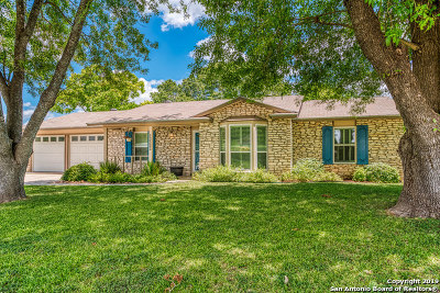 Live Oak Single Family Home New: 12522 Lone Shadow Trail
