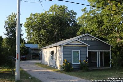 Seguin Single Family Home New: 508 E Kingsbury St