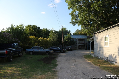 Guadalupe County Residential Lots & Land New: 504 E Kingsbury St