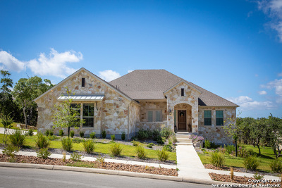Boerne Single Family Home New: 118 El Cielo