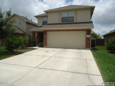 San Antonio Single Family Home New: 3103 Candleside Dr
