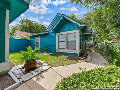 San Antonio Single Family Home New: 6846 Enchanted Spring Dr