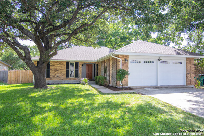 San Antonio Single Family Home New: 12227 Budding Blvd