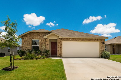 San Antonio Single Family Home New: 10018 Big Spring Ln
