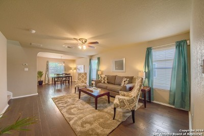 San Antonio Single Family Home New: 326 Perch Horizon