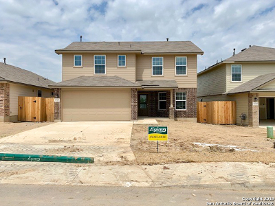 San Antonio Single Family Home New: 11747 Pelican Pass