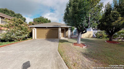 San Antonio Single Family Home New: 3515 Herron Ct