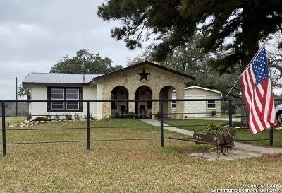 Atascosa County Farm & Ranch New: 906 Thomas Rd