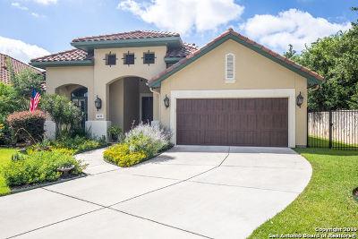Shavano Park Single Family Home New: 4430 Bayberry Row