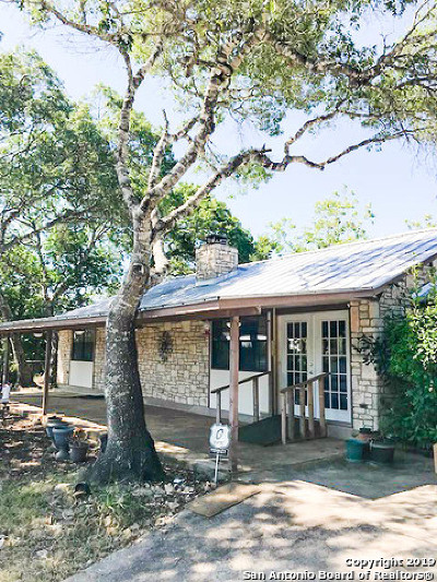 Boerne Single Family Home New: 209 Fm 474