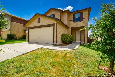 San Antonio Single Family Home New: 7655 Mustang Meadow